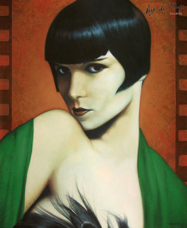 fran_recacha_louise_brooks_in_colors_73x60cm_2012