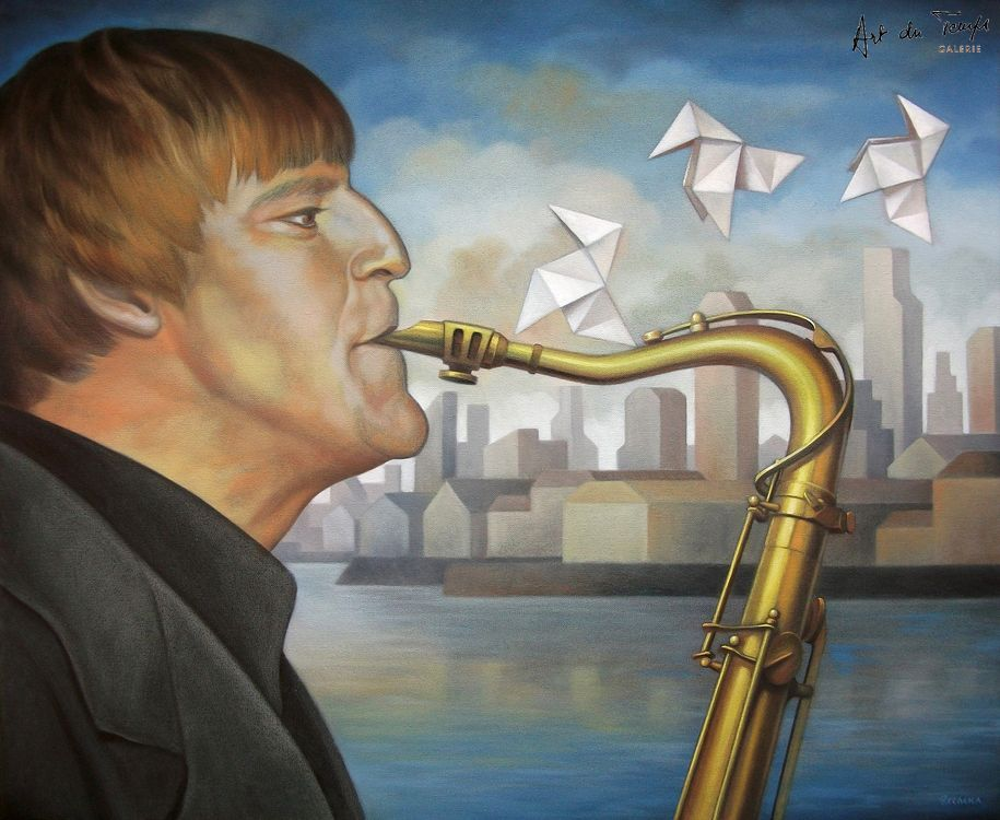 fran_recacha_song_for_charlie_parker_60x73cm_2012